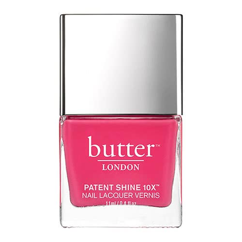 butter LONDON Patent Shine 10X Nail Polish - Flusher Blusher by butter LONDON