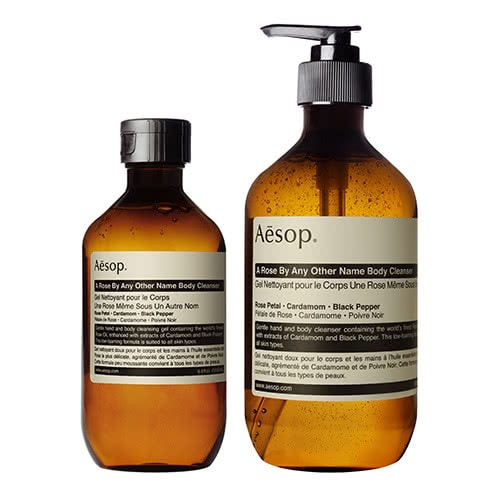 Aesop A Rose By Any Other Name Body Cleanser  by Aesop