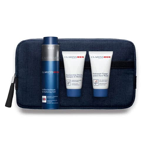 Clarins ClarinsMen Energizing Experts Gift Set by Clarins