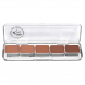 RCMA Makeup 5 Part Series Foundation Palette - KT Series by RCMA