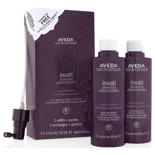 Aveda Invati™ Advanced Scalp Revitalizer Refill – Duo Pack