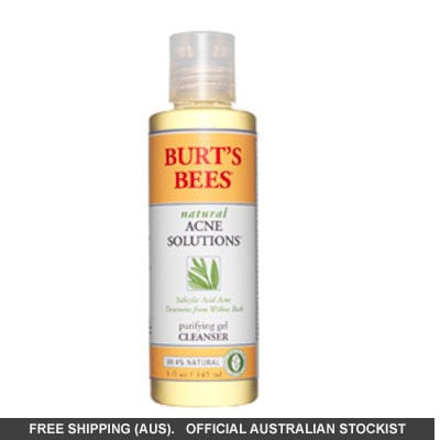 Burt's Bees Anti-Blemish Purifying Daily Cleanser by Burts Bees