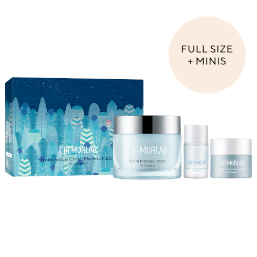 Cremorlab O2 Couture Hydra Intense Cream Bluebird Edition Set by Cremorlab