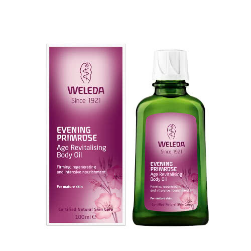 Weleda Evening Primrose Age Revitalising Body Oil