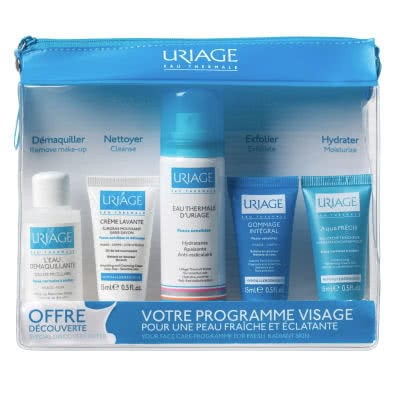 Uriage Face Discovery Kit