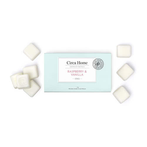 Circa Home Scented Soy Melts - Raspberry & Vanilla by Circa Home