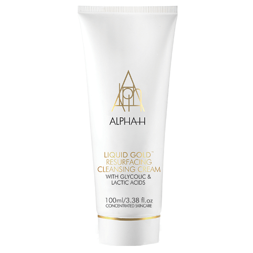 Alpha-H Liquid Gold Resurfacing Cleansing Cream 100ml by Alpha-H