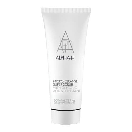 Alpha-H Micro Cleanse Super Scrub Limited Edition 200ml by Alpha-H