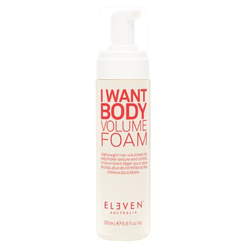 ELEVEN I Want Body Volume Foam 200ml