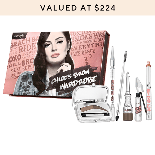 Benefit Chloe's Brow Wardrobe by Benefit Cosmetics