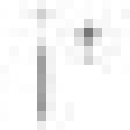 Crown Brush Deluxe Blending Crease Brush by Crown Brush