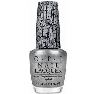 OPI Shatter-Silver Shatter