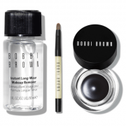 Bobbi Brown Eye For Detail Long-Wear Gel Eyeliner Kit