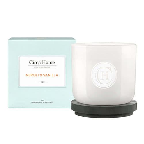 Circa Home Neroli & Vanilla Classic Candle 260g by Circa Home
