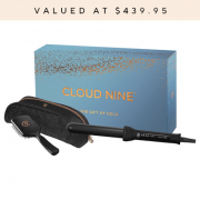 Cloud Nine Gift of Gold - Curling Wand
