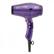 Parlux Supercompact Ionic & Ceramic 3500 Hairdryer-Purple