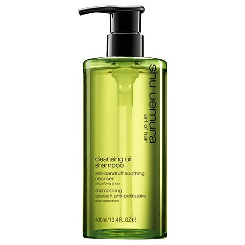 Shu Uemura Cleansing Oil Shampoo - Anti Dandruff Soothing Cleanser