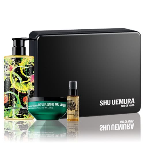 Shu Uemura Ultimate Remedy + Emma Mulholland Bento Box by Shu Uemura Art of Hair