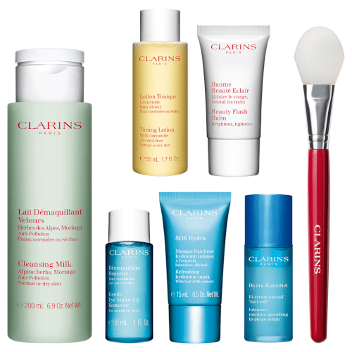 Clarins Hydrating Cleansing Set by Clarins