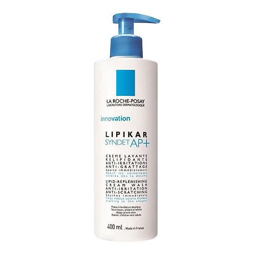 La Roche-Posay Lipikar Syndet Cleansing Cream-Gel 400ml