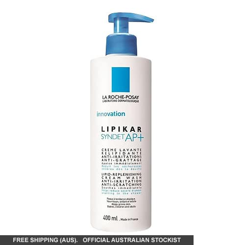 La Roche-Posay Lipikar Syndet Cleansing Cream-Gel by La Roche-Posay