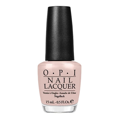OPI Nail Lacquer - Bubble Bath (Sheer)