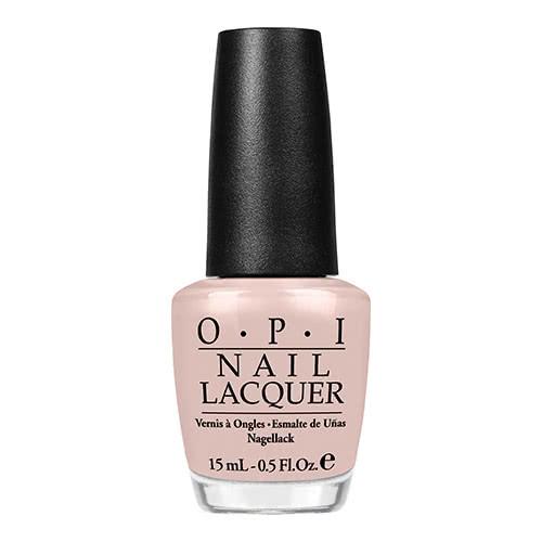 OPI Nail Lacquer - Bubble Bath (Sheer)