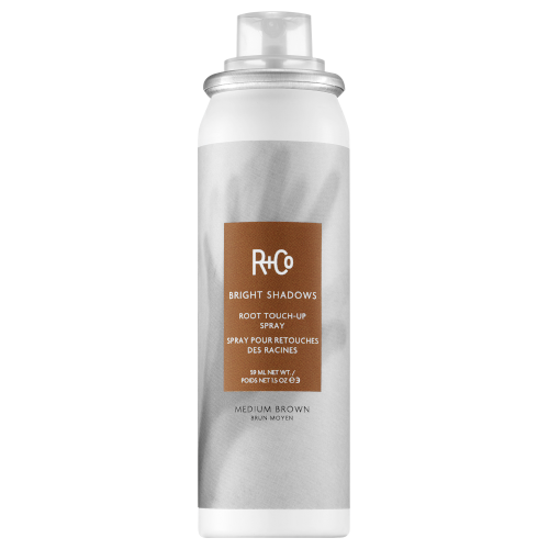 R+Co BRIGHT SHADOWS Root Touch-Up Spray - Medium Brown