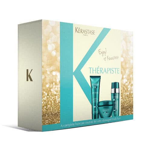 Kérastase Therapiste Thick Hair Coffret Gift Set 2015 by Kerastase