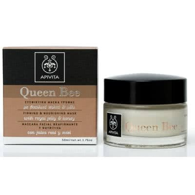 APIVITA Queen Bee Firming & Nourishing Mask by APIVITA