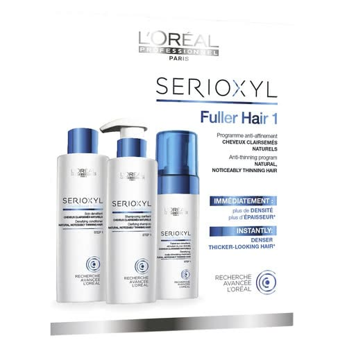 L'Oreal Serioxyl Kit 1 - Natural Thinning Hair by Serioxyl
