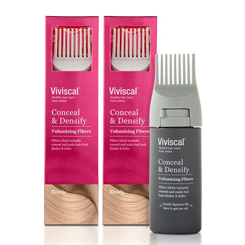 Viviscal Conceal & Densify Volumising Fibres - 2 Month Value Pack by Viviscal