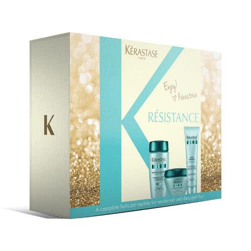 Kérastase Resistance Coffret Gift Set 2015 by Kerastase