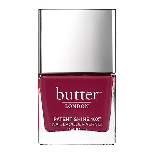 butter LONDON Patent Shine 10X Nail Polish - Broody by butter LONDON