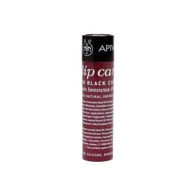 APIVITA Lip Care with Blackcurrant