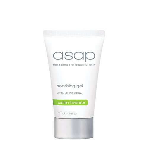 asap soothing gel 50ml
