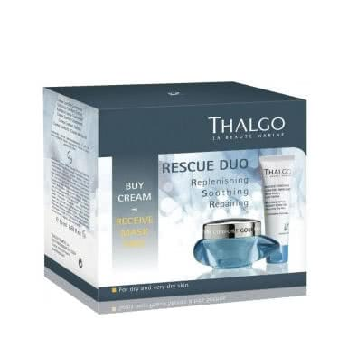 Thalgo Rescue Duo For Dry and Very Dry Skin
