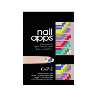 OPI Nail Apps - Steps by OPI color Steps