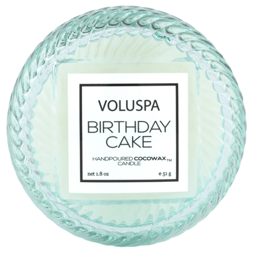 Voluspa Birthday Cake Macaron Candle by Voluspa