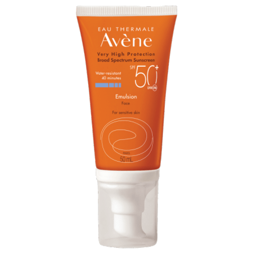 Avène Sunscreen Emulsion Face SPF50+ by Avene
