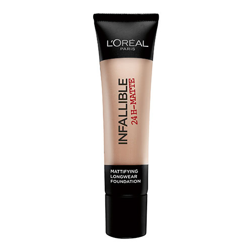 L'Oreal Paris Infallible Matte Foundation by L'Oreal Paris