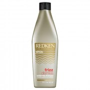 Redken Frizz Dismiss – Sulfate-Free Shampoo for Humidity Protection & Smoothing