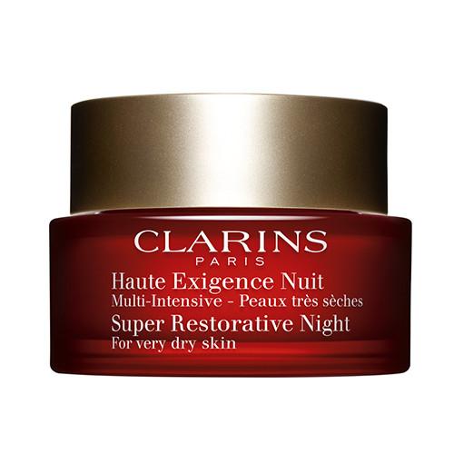 Clarins Super Restorative Night Cream - Very Dry Skin by Clarins