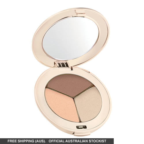 Jane Iredale PurePressed Eye Shadows: Triple - Sweet Spot: matte by jane iredale color Sweet Spot: matte