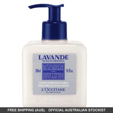 L'Occitane Lavande Lavender Moisturising Hand Lotion 300ml by loccitane