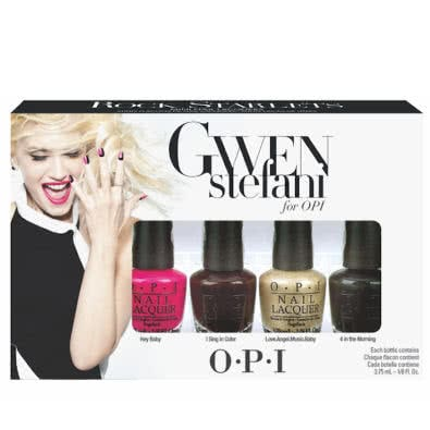 OPI Gwen Stefani for OPI Rock Starlets Mini Nail Polish Set