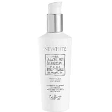 Guinot Newhite Perfect Brightening Cleansing Oil: Huile Demaquillante Eclaircissante