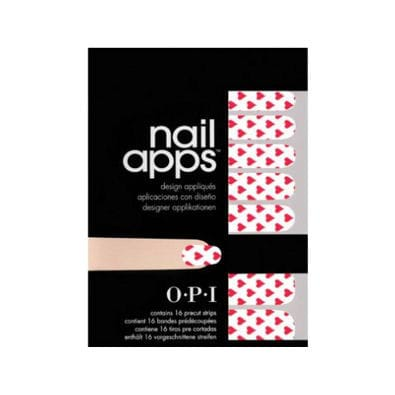 OPI Nail Apps - Hearts by OPI color Hearts