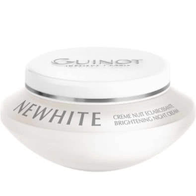 Guinot Newhite Brightening Night Cream: Creme Nuit Eclaircissante