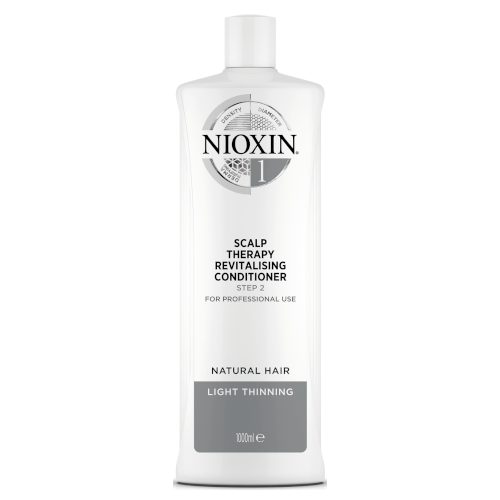 Nioxin 3D System 1 Scalp Therapy Revitalizing Conditioner - 1000ML